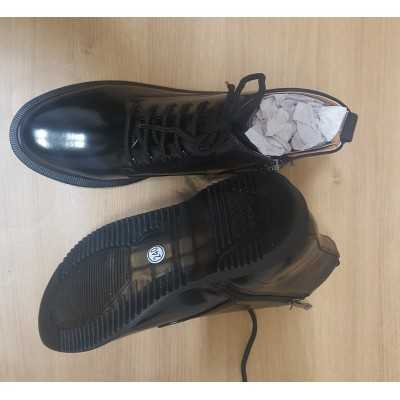 Black Side zip Boots