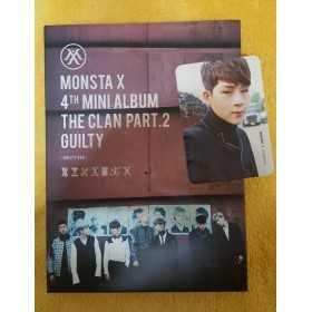 MONSTA X Music Album from Korea