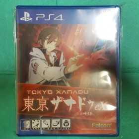 PS4 GAME TOKYO XANADU ex+ Korean Version
